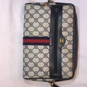 Gucci vintage Ophidia shoulder bag. GG monogrammed